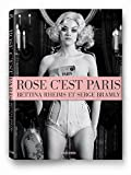 Rose - c'est Paris (Book & DVD)