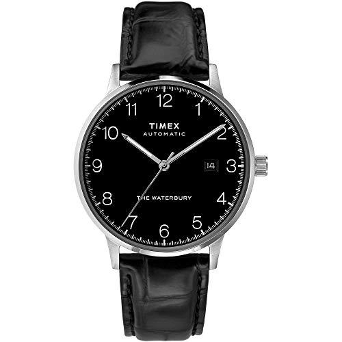 orologio meccanico uomo Timex Waterbury Collection casual cod. TW2T70000D7