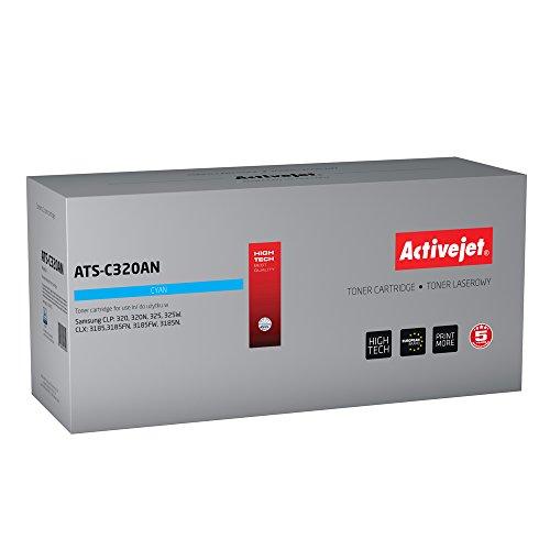 ActiveJet ATS-C320AN Toner Refill (geschikt voor Samsung CLT-C4072S) cyaan
