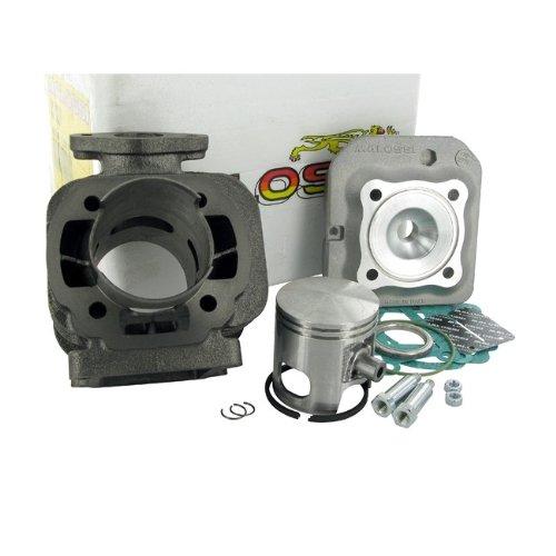 Kit cilindro Malossi Sport 70 ccm 10 mm per Minarelli con motore verticale