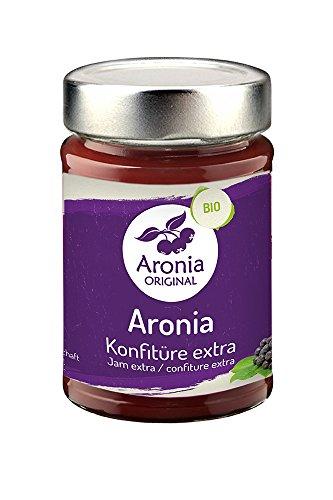 Aronia Original Bio Aronia-Konfitüre extra, 1er Pack (1 x 225 g)