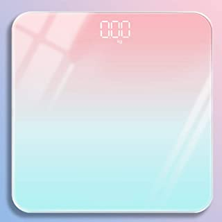 180kg Smart Bathroom Personal Floor Body Scale Electronic Scales Household Digital Weight Scale LCD Display Floor Scales,G...