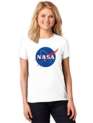 Camiseta Feminina T-Shirt Nasa Baby Look ES_134