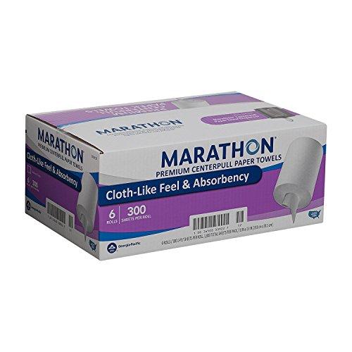Marathon - Center Pull Paper Towel Rolls, Premium (1,800 Sheets)