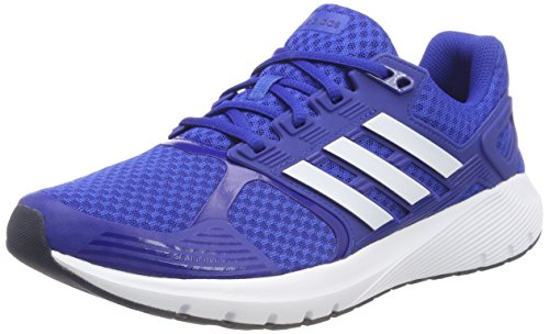 Adidas Duramo 8 K, Zapatillas de Trail Running Unisex Adulto, Azul (Azul/Ftwbla/Reauni 000), 37 1/3 EU