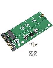 siwetg NGFF M.2 SSD till 2,5 tum SATA 3 adapterkort för 30/42/60/80 mm M.2 SSD hårddisk NGFF TO SATA Green Board