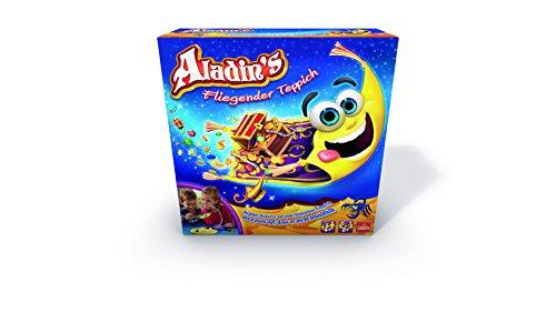 Goliath 30770 - Aladin's fliegender Teppich, Geschicklichkeitsspiel