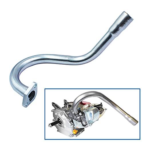 LOSTAR Exhaust Header Pipe For Predator 212cc Hemi & Non-Hemi