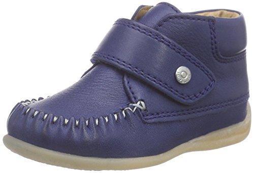 BellyButton Unisex-Kinder Lauflern Mokassin, Blau (marino), 19 EU
