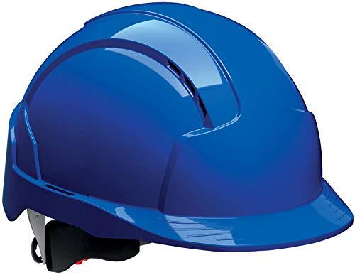 JSP Schutzhelm EVOLite mit Drehverschluss blau