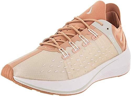 Nike Damen W Exp-x14 Fitnessschuhe, Mehrfarbig (Praline/Bio Beige/White/Light Silver 201), 44.5 EU