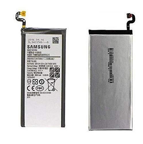 SAMSUNG Batteria Liion [EBBG935ABE] 3,85V/4,4V 3600mAh 13,86Wh X SMG935F Galaxy S7 Edge [Parte di Ricambio/Confezionata in Polybag Non appendibile]