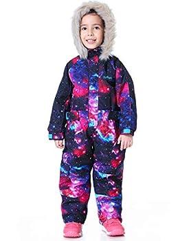 Best kids one piece snowsuit Reviews