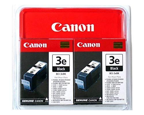 Canon BCI-3EBK, 2-Pack schwarz