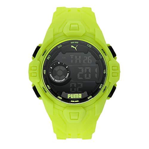 PUMA Bold LCD de Poliuretano Amarillo Efervescente para Hombre P5041