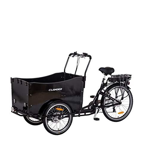 """E-Lastenrad """"E-Donkey"""" E-Lastenfahrrad, Elektro Lastenfahrrad, Kindertransport,Transport, E-Bike, Elektro Fahrrad, Pedelec, Fahrrad, Elektrofahrrad, Produktvideo"""