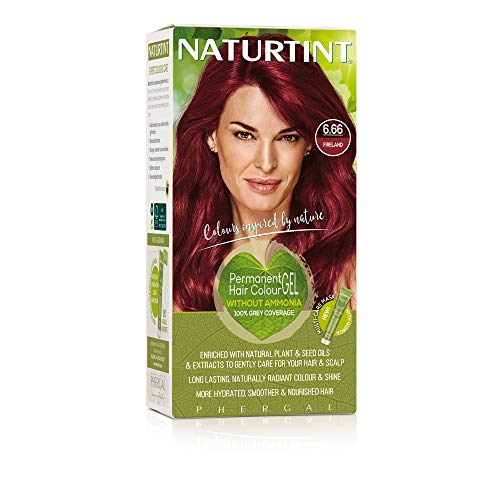 Naturtint Fireland I-6.66 Hair Color (haarfarben)