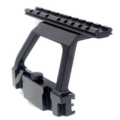 Trirock AK 47 Parte Tattica Portata sul Monte per 20 mm Picatinny Weaver Ferroviario