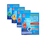 Rite Aid Nicotine Transdermal System Patches - 49 Count | Includes Step 1 (21mg), Step 2 (14mg), Step 3 (7 mg) | 7 Week Kit