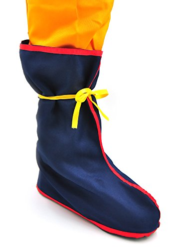 CoolChange cubrezapatos para el Disfraz Cosplay de Son Goku