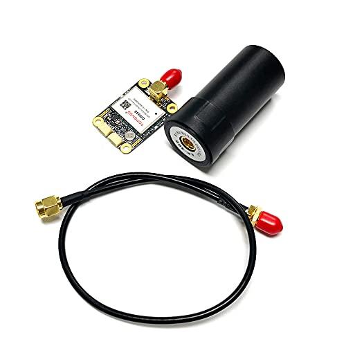 KEKEYANG RTK MÓDULO 5V GPS GLONASS Galileo DIFERENCIAL DIFERENCIAL DIFERENCIAL RTK RTK Salida Nivel DE TTL NMEA0183 GNSS MÓDULO Antena Placa Controladora