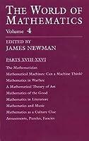 The World of Mathematics, Vol. 4 (Dover Books on Mathematics)