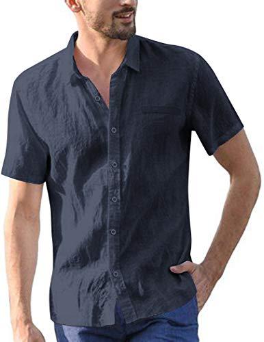La mejor comparación de Camisas casual para Hombre disponible en línea. 12