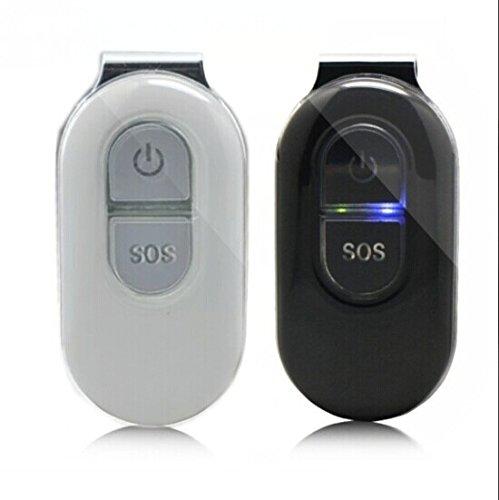 Simmotrade® LK106 universal GPS Tracker für Wandern, Outdoor, Tiere, Forstarbeiter, aber auch für Demenz Patienten sehr gut geeignet (schwarz). Deutscher GPS Tracker Shop