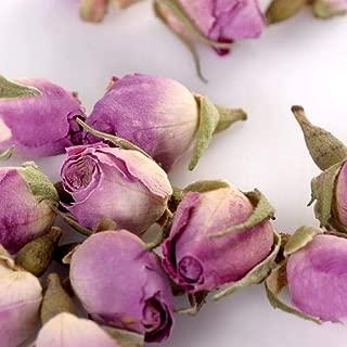 JQ Herbal Teas Sampler Pink Rose Buds Tea 250g