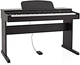 Piano Digital DP-6 de Gear4music (Piano Digital, Negro)