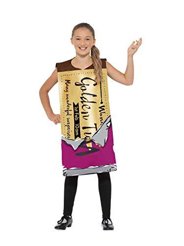 Smiffys Disfraz oficial de Roald Dahl ganador de Wonka