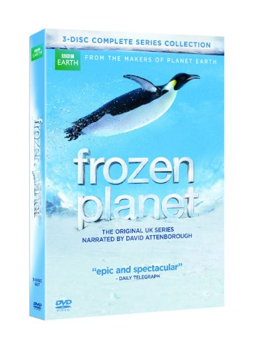 Frozen Planet: The Complete Series (David Attenborough-Narrated Version)