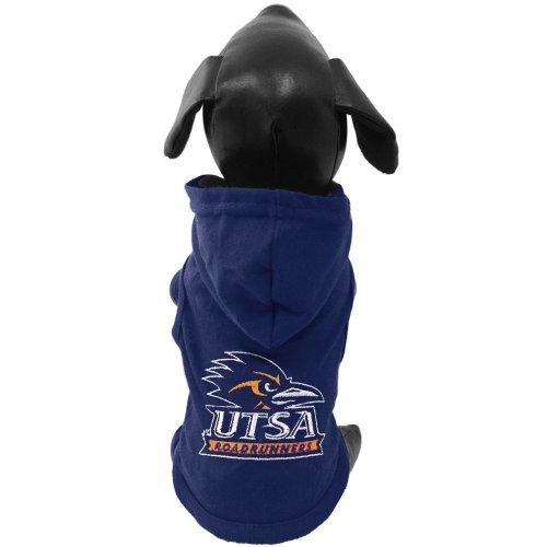 All Star Dogs NCAA Texas San Antonio Roadrunners Kapuzenpullover aus Baumwolle und Lycra, Herren, Small