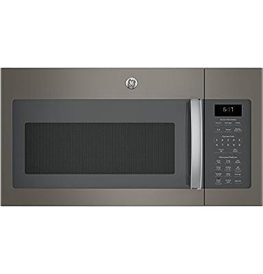 GE JVM6175EKES Over-the-Range Microwave Oven, Slate