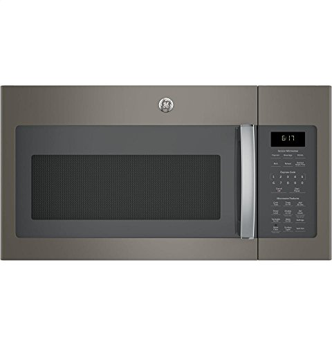 GE JVM6175EKES Over-the-Range Microwave Oven, Slate