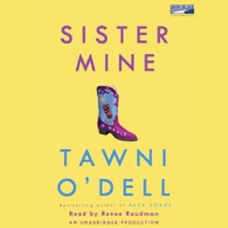 Sister Mine audiobook cover art