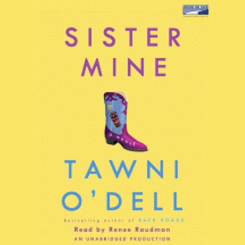 Sister Mine audiobook cover art