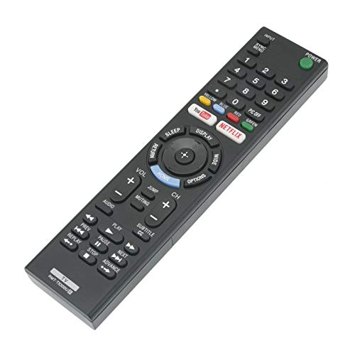 New - RMT-TX300U Remote Control Replace for Sony Smart TV LED 4K HDTV KD-60X690E
