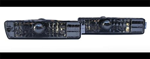 Klar- Rauchglas Front- Blinker Set Links+Rechts mit E-Prüfzeichen