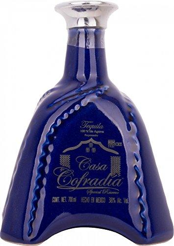 Cofradia Tequila Cerámica Reposado - 700 ml