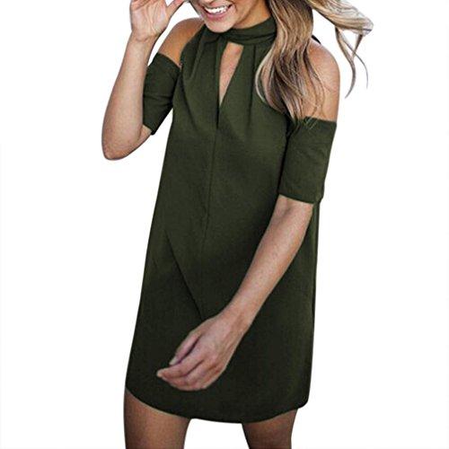Yesmile Vestido de Mujer Vestido Largo Partido Vestido