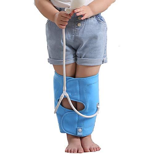 Cushion O/X-Beinkorrekturgürtel Für Kinder, X-Typ-Bein Für O-Typ-Bein, Verstellbarer Beinkorrekturband-Glätteisenriemen Beinkorrekturgürtel