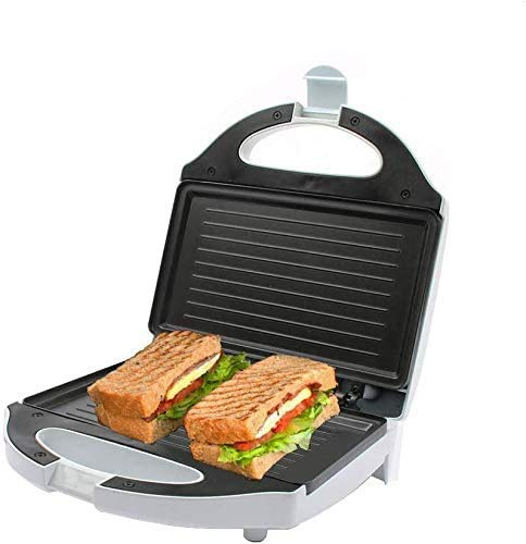 Breadmaker Electric Egg Sandwichmaker Mini Grillen bakplaten Broodrooster Multifunctionele Non-Stick Ontbijt van de wafel Machine 8bayfa