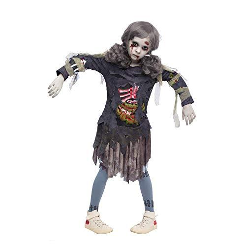 Scary Halloween Zombie Girl