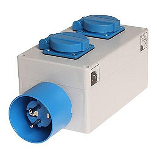Einschaltautomatik für 1Ph-230V