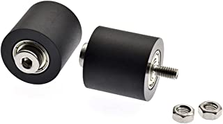 KLOVA 10 Stuks PU Polyurethaan Roller Roestvrij Staal PUT626330-30 C0L9M5 Duurzame Transmissie Riem Accessoires M8x30x30cm