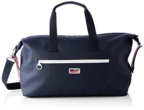 Lacoste NH3300, Weekender Homme, Eclipse Blanc Rouge, Taille Unique