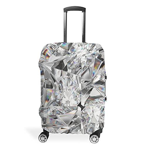 Funda protectora para maletín, diseño de diamante