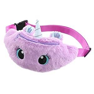 Riñonera infantil con diseño de unicornio