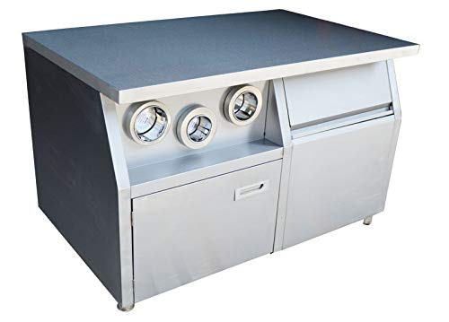 Great Features Of 1.2m commercial, home food workbench, operating table - Western-style fast food